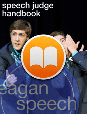 https://sites.google.com/site/eaganspeechteam/Eagan%20Speech%20Judge%20Handbook.ibooks